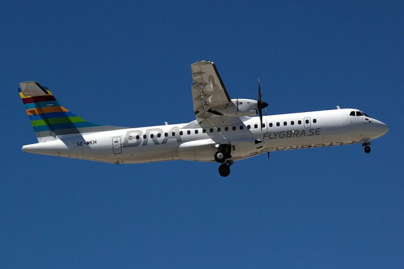 ATR 72 (Foto: Bene Riobó).