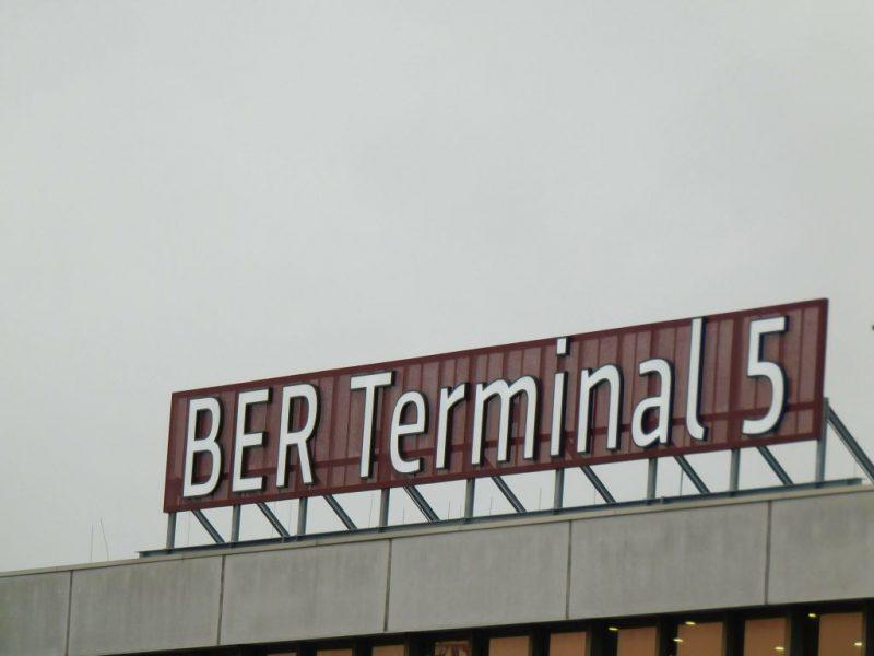 Flughafen Berlin-Brandenburg Terminal 5 (Foto: Granit Pireci).