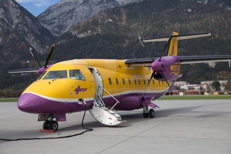 Dornier 328 (Foto: Klaus Jahnel).