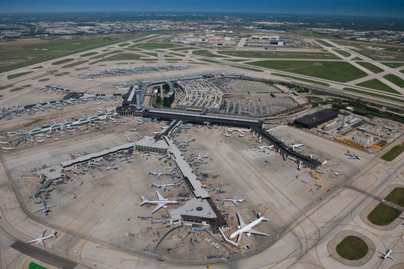 O'Hare International Airport (Foto: CDA).