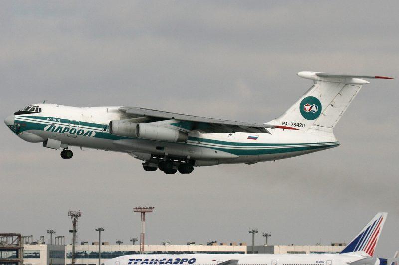 Iljuschin Il-76TD (Foto: Aktug Ates).