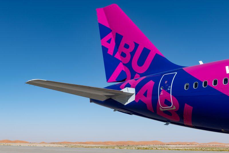 Airbus A321neo (Foto: Wizz Air Abu Dhabi/momentaryawe.com).