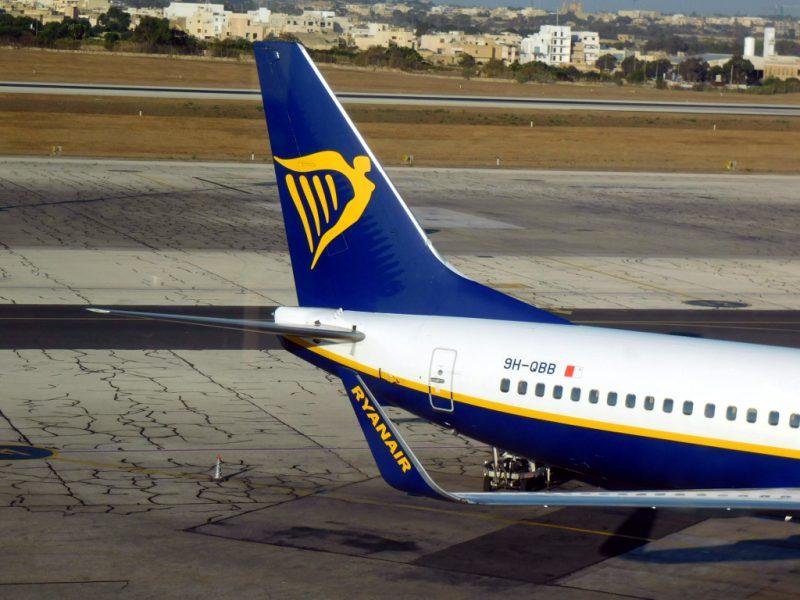 Boeing 737-800, betrieben von Malta Air (Foto: Jan Gruber).