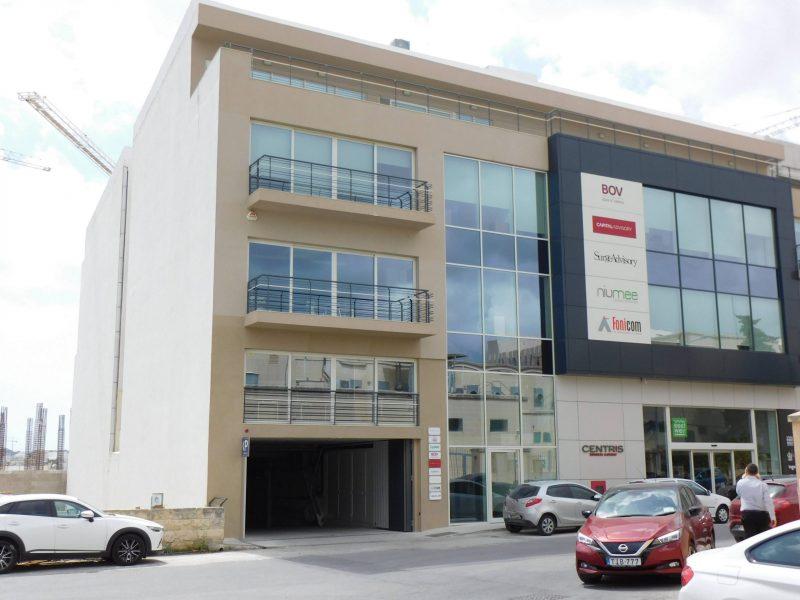 Zentrale der Ryanair-Töchter Malta Air und Lauda Europe in Birkirkara (Foto: Jan Gruber).