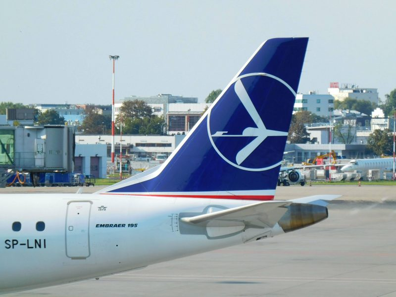 Embraer 195 (Foto: Jan Gruber).