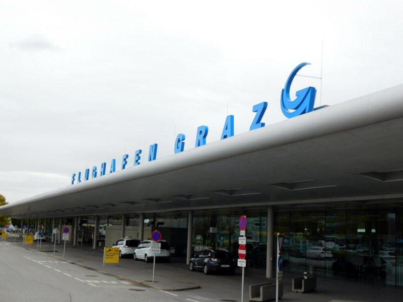 Flughafen Graz (Foto: Jan Gruber).