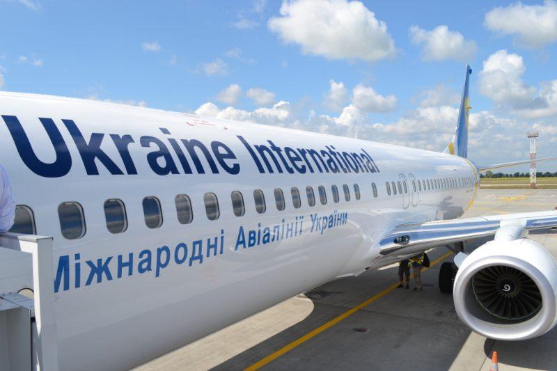 Foto: Ukraine International Airlines.