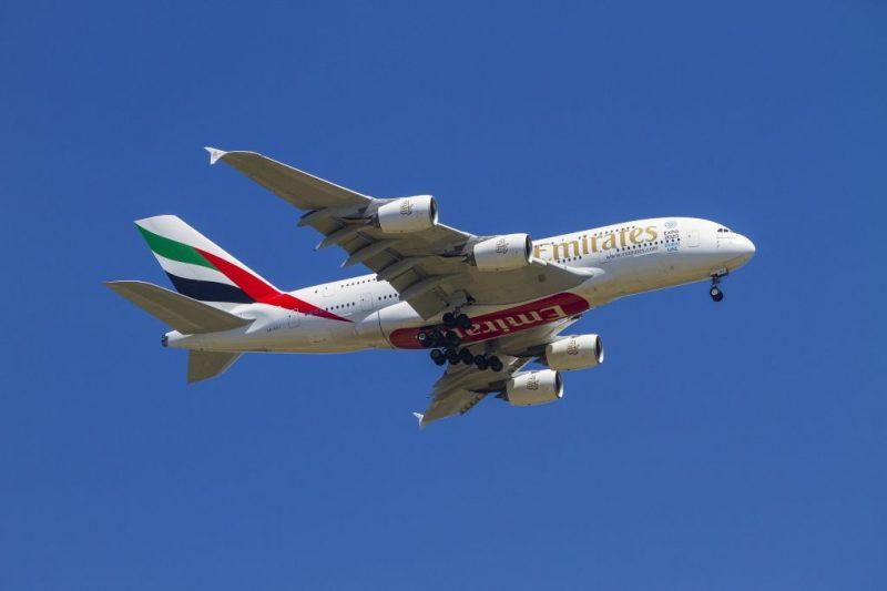 Airbus A380 (Foto: Pixabay).