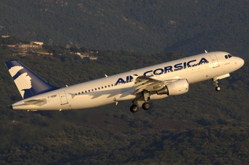 Airbus A320 (Foto: Maximilian Gruber).