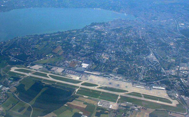 Flughafen Genf (Foto: Schutz).