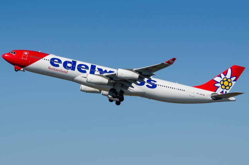 Airbus A340-300 (Foto: V1Images.com/ Luiz Eduardo).