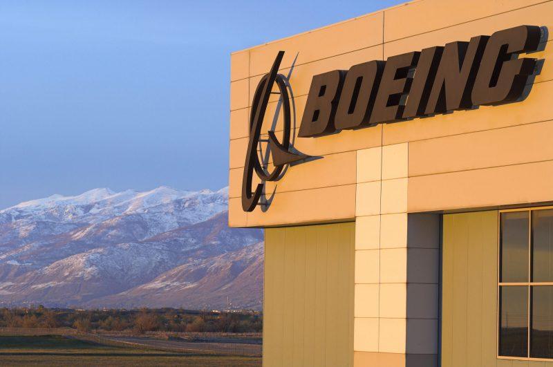 Salt Lake City Boeing Office (Foto: Boeing).