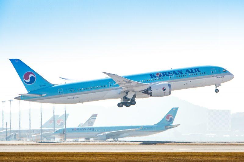 Boeing 787-9 (Foto: Korean Air).