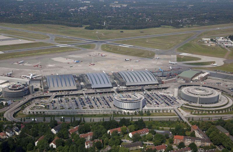 Flughafen Hamburg (Foto: Michael Penner).