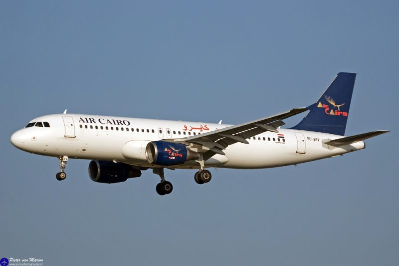 Airbus A320 (Foto: Pieter van Marion).