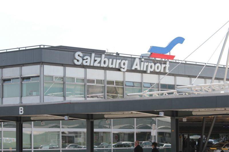 Flughafen Salzburg (Foto: Salzburg Airport Presse).