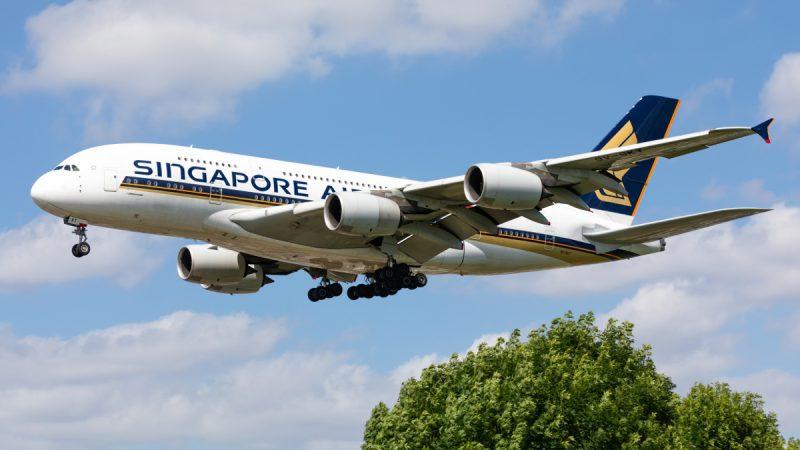 Airbus A380 (Foto: V1Images.com/Andy Fonseca).