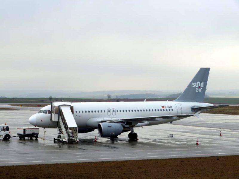 Airbus A319 (Foto: Robert Spohr).