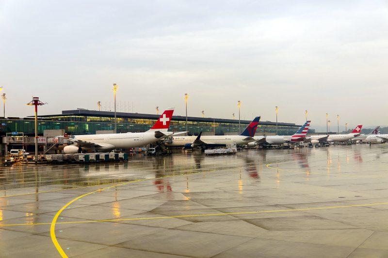 Flughafen Zürich-Kloten (Foto: Pixabay).