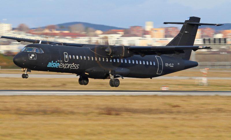 ATR72 (Foto: Juke Schweizer).