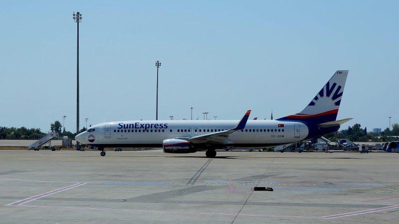 Boeing 737 (Foto: Pixabay).