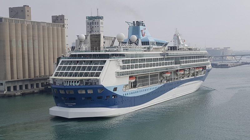Kreuzfahrtschiff von Tui (Foto: Pixabay).