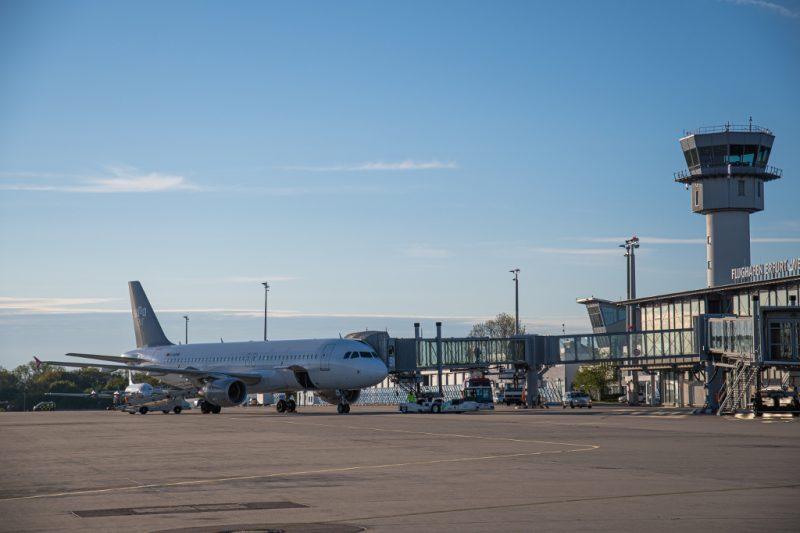 Flughafen Erfurt-Weimar (Foto: Flughafen Erfurt-Weimar GmbH / Alice Koch).