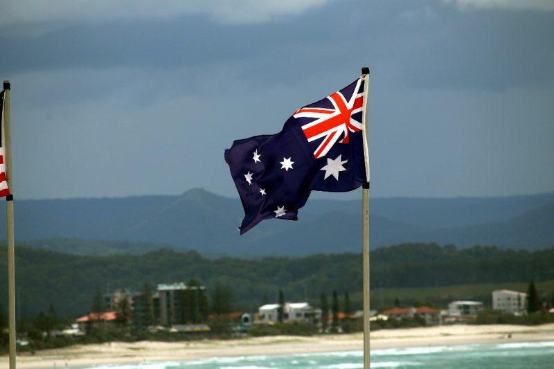 Flagge Australiens (Foto: Pixabay).