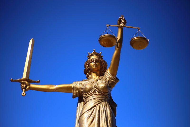 Justitia (Foto: Pixabay).
