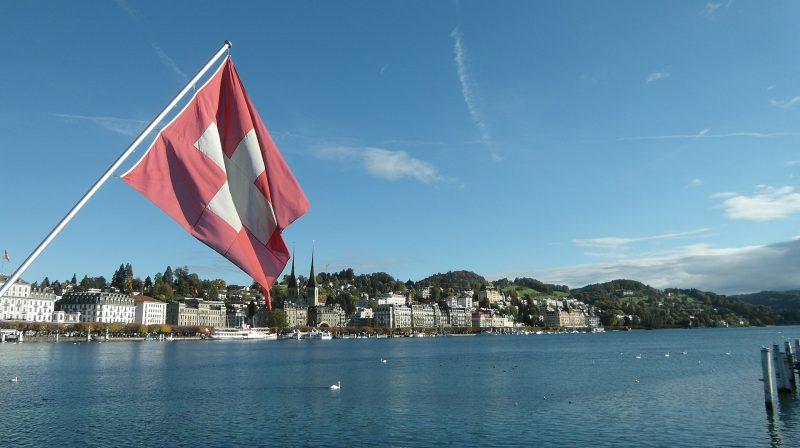 Flagge der Schweiz (Foto: Pixabay).
