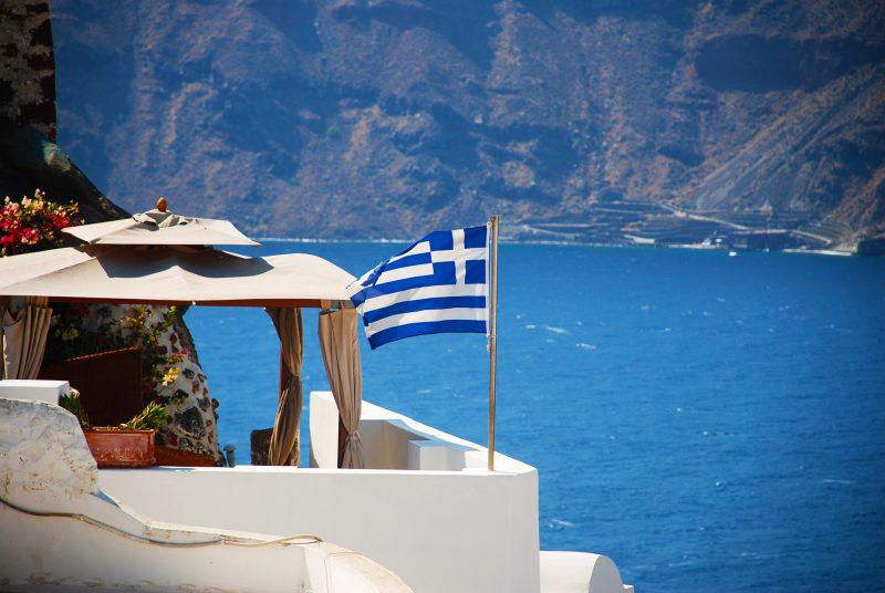 Santorini (Foto: Pixabay).