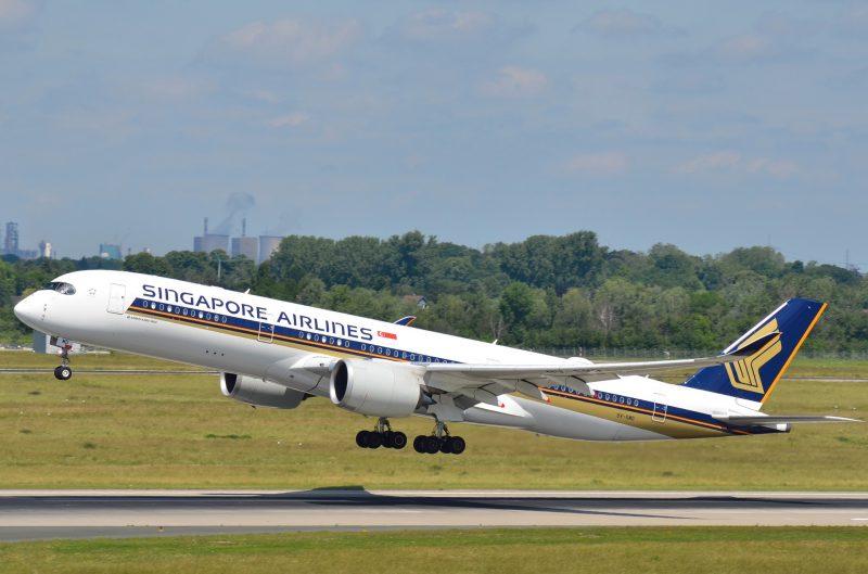 Airbus A350-900 (Foto: Pixabay).