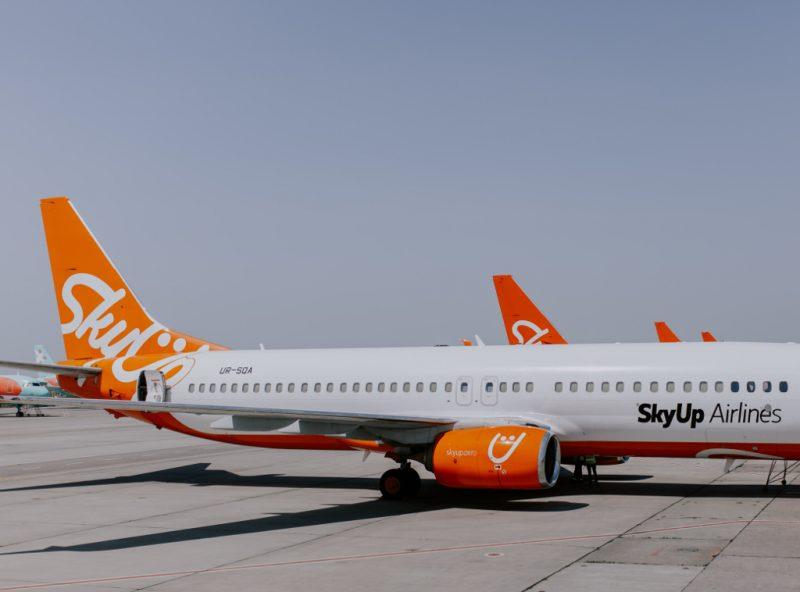 Boeing 737 (Foto: SkyUp Airlines).