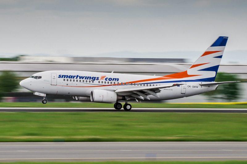 Boeing 737-700 (Foto: Smartwings).