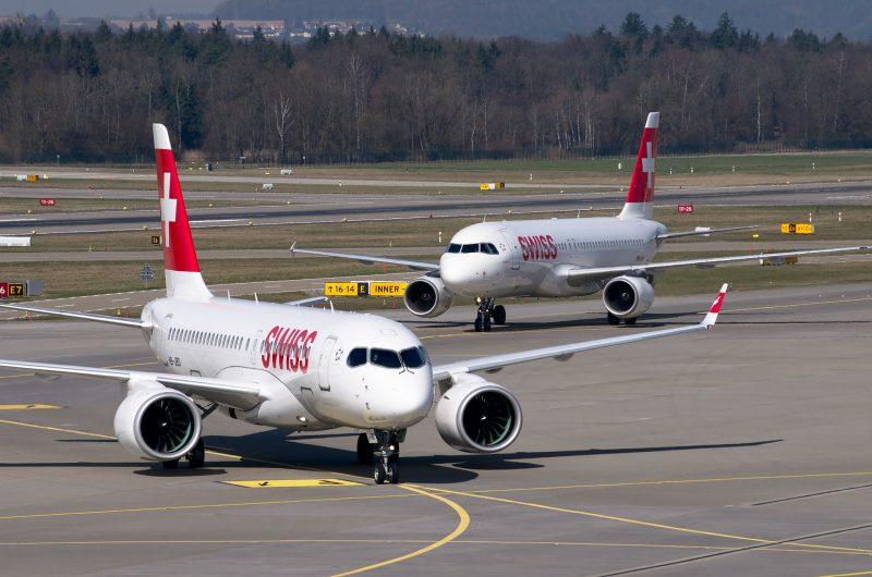 Airbus A220-100 (Foto: Pixabay).
