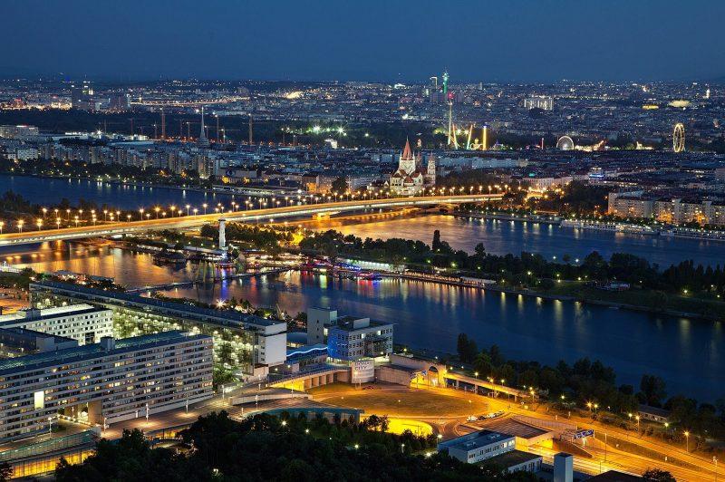 Blick auf die Stadt Wien (Foto: Pixabay).